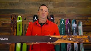 Atomic Backland Bent Chetler Skis- Men's 2018 Review