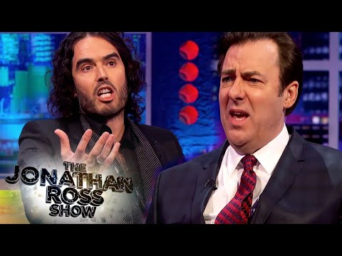 Russell Brand's Views On Jeremy Clarkson - The Jonathan Ross Show