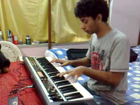 Hindi Keyboard Cover-bin Tere Sanam -korg video