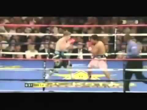 Ricky Hatton knew Manny Pacquiao was going to KO him