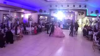 Quinceañera Vals with Ikonik Dancers