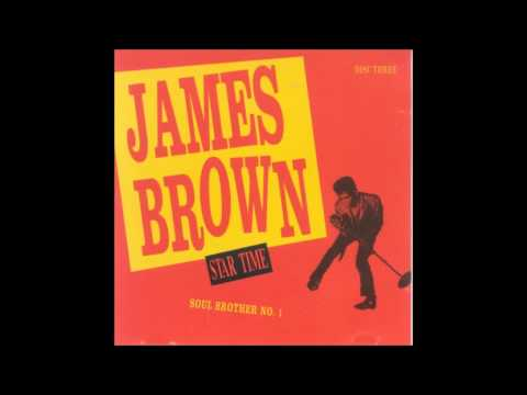 James Brown - Get Up, Get Into It , Get Involved.