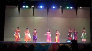Meghai Holi dance 2010