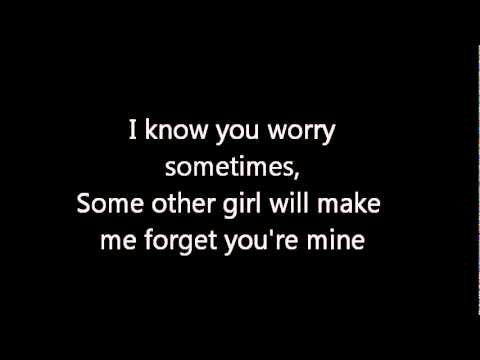 I'm all about you - Aaron Carter lyrics