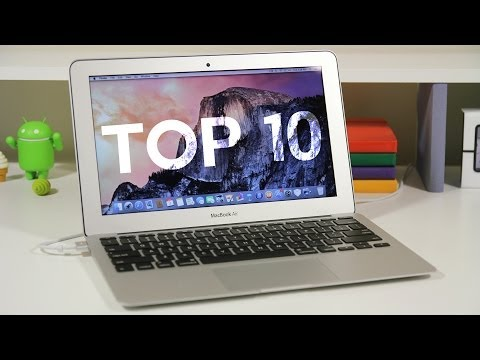 Top 10 OS X Yosemite Features!