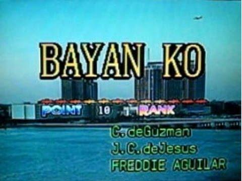 [26001] Bayan Ko (freddie Aguilar) ~ 금영 노래방 kumyoung 코러스 Hd3000 video