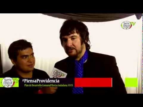 Entrevista Alvaro Henriquez Petinelli - grupo musical LOS TRES- #PiensaProvidencia