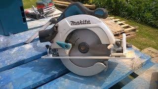makita 1050W MODEL hs6601 mini beast ripsaw (MADE IN CHINA)