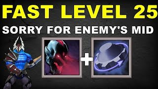The Best MID BUILD Ever-No EXP For You | Dota 2 Ability Draft