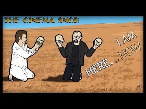 The Cinema Snob: I AM HERE....NOW