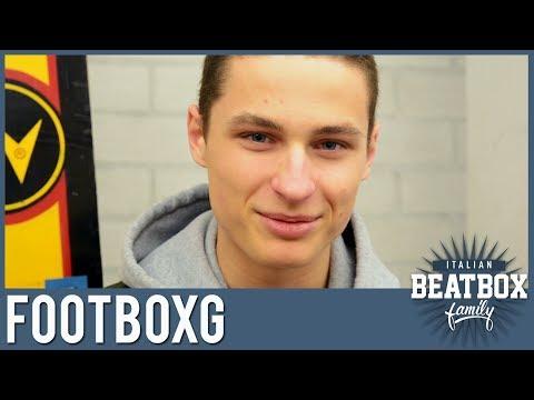 FootboxG BELGIUM  GBBB 2018  My Introduction