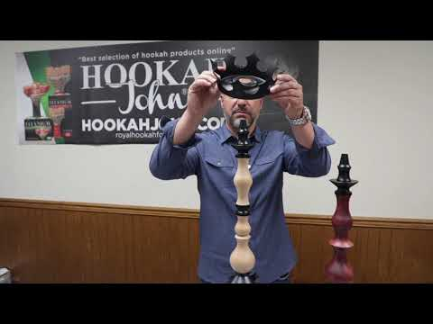 Regal Hookahs, proud exhibitor at Hookah Expo Worldwide