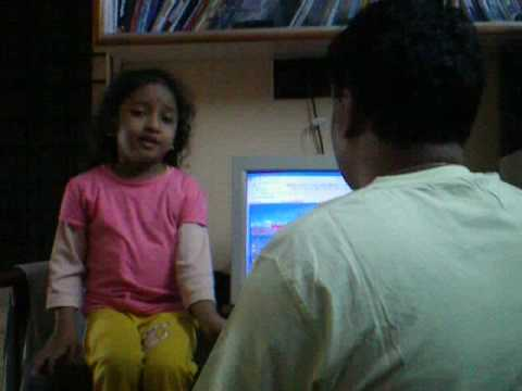 Koi Hota Jisko Apna - Avani -Child Prodigy - Practice session...