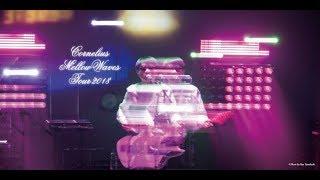 "Cornelius - スペースシャワーTVにて放送された「""Mellow Waves Tours 2018"" Documentary Part 1」ダイジェスト映像を公開 ワールドツアードキュメンタリー thm Music info Clip"