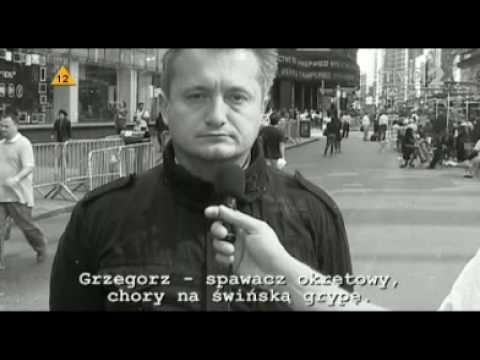 Kabaret Moralnego Niepokoju - Sonda uliczna: Czy wracasz do Polski?