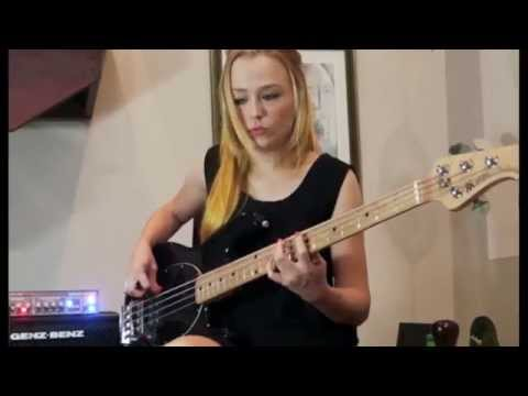 Jefferson Airplane - Somebody to Love [Bass Cover]