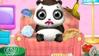 Panda Lu Baby Bear Care 2 - Let's Take Care Of Baby Panda - Fun Babysitting & Daycare Kids Games