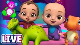 ChuChu TV Funzone 3D Nursery Rhymes & Songs For Babies - LIVE