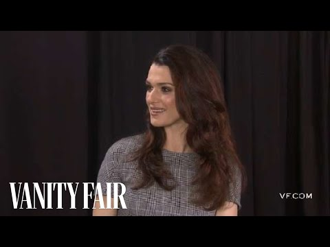 Rachel Weisz Talks to Vanity Fair's Krista Smith About the Movie