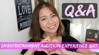 [Q&A] How to apply SM Entertainment Global Audition Online?