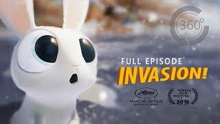 INVASION!   Animated 360 Movie [HD]   Ethan Hawke