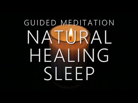 Download Lagu  Guided Meditation for Natural Healing Sleep & Bedtime Relaxation Mind Body Total Rest Mp3 Free