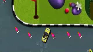best games  Spongebob Speed Car Racing  new online car game 2019