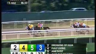 Dreaming Of Julia - 2012 Meadow Star Stakes