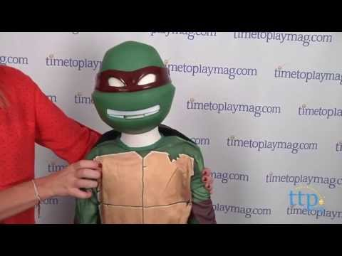 Teenage Mutant Ninja Turtles Raphael Child Costume from Rubie's