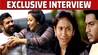 என் Wife-க்கு Hug பண்ணா புடிக்காது | Praveen Bennett and Sai Pramoditha