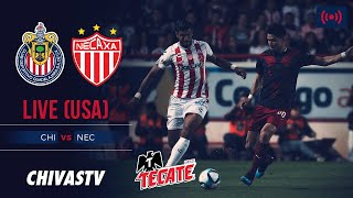 Chivas vs. Necaxa LIVE brought to you by TECATE Week 6 Apertura 2019 CHIVASTV ENGLISH