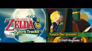 The Legend of Zelda : Spirit tracks walkthrough ep-1 no commentary - Aboda Village