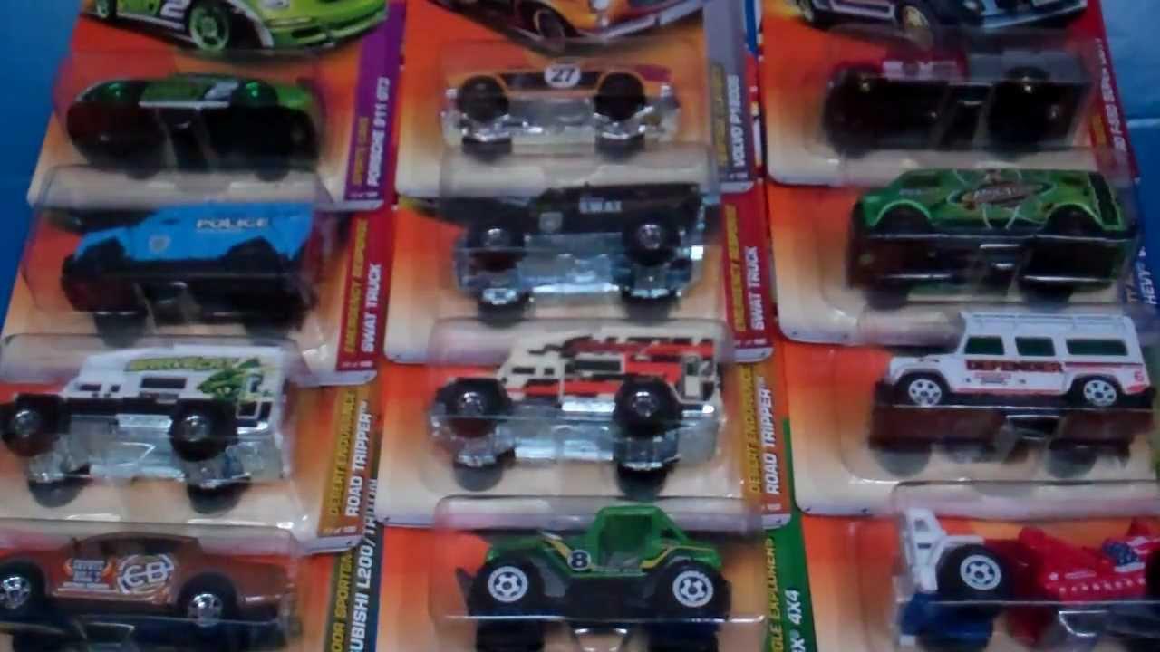 Walmart Cars Toys For Boys : Matchbox new cars walmart toy run haul youtube
