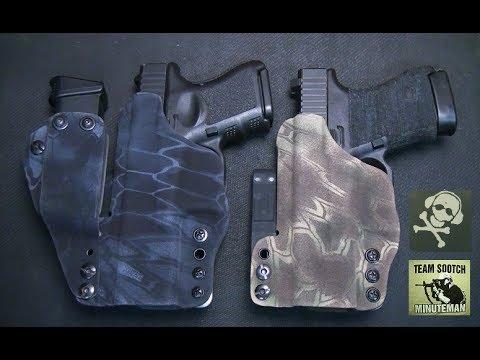 INCOG Concealment Holster by HSP & G Code