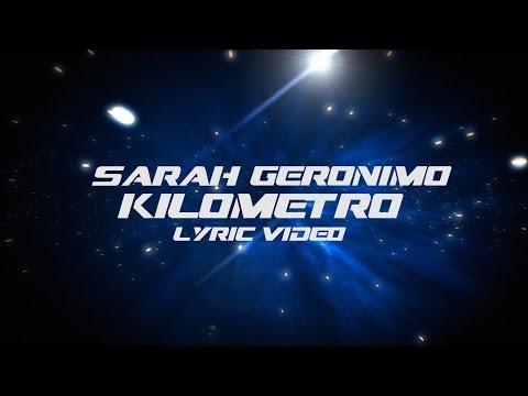 Sarah Geronimo - Kilometro [official Lyric Video] video