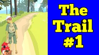 We are going down the Oregon trail (The Trail #1)