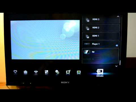 Sony Bravia KDL-32EX525 - Review (Parte 1)