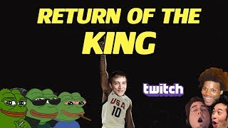 Dota 2: Arteezy - Return of the King   Twitch Subs Every Second