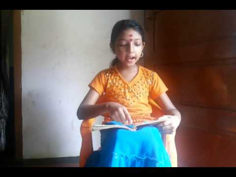 Amruta Sai's Bhakthi Ganam In Malayalam video