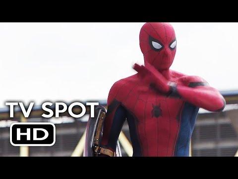 Captain America: Civil War New Spider-Man TV Spot (2016) Chris Evans, Robert Downey Jr. Movie HD