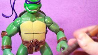 TMNT 2007 - Big Mouth Donatello