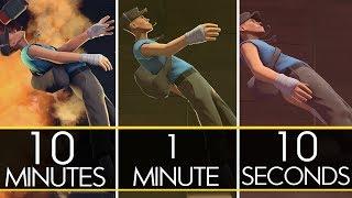 SFM CHALLENGE: 10 Minutes | 1 Minute | 10 Seconds!
