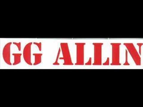 Gg Allin - Outlaw Scumfuc