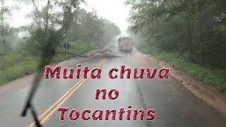 Muita Chuva no Tocantins