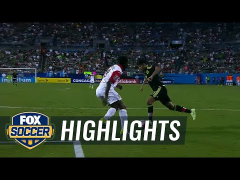 Mexico vs. Trinidad and Tobago - 2015 CONCACAF Gold Cup Highlights