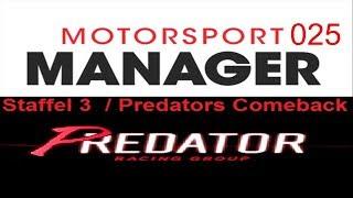 Das Ende ist wow #025 -Motorsport Manager- [S3] [Deutsch]]