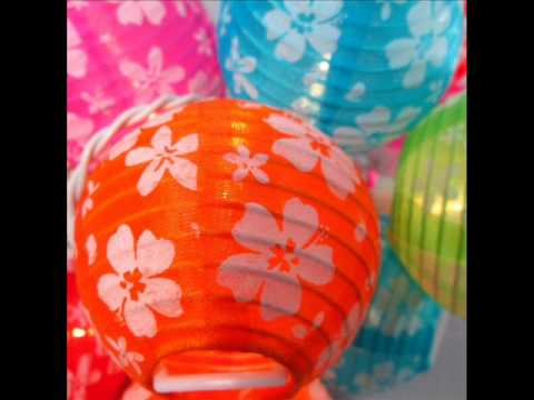 Oriental Lantern Lights Lantern String Light