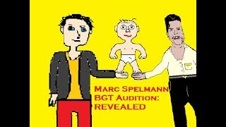 Marc Spelmann BGT Audition: Revealed