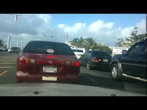Guam Driving GMF to Las Palmas 3 [1080p HD]