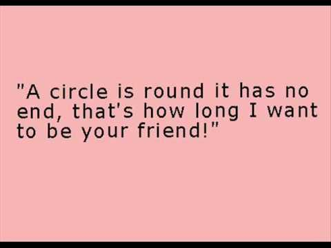 Best Friend Cute Quotes - Friendship Day 2010